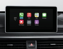 Audi smartphone interface*