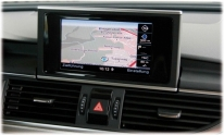 Навигация Audi MMI Navigation Low