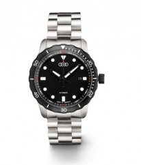 Хронограф Audi Automatic dive watch Blackline