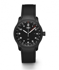 Хронограф Watch GMT Blackline